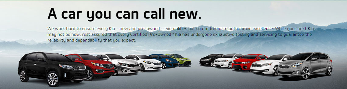 Kia Certified Pre Owned >> Why Certified Pre Owned West Toronto Kia
