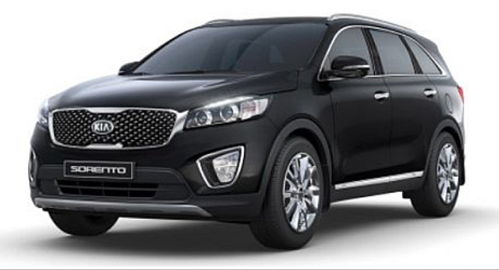 Black Friday – 2016 Sorento